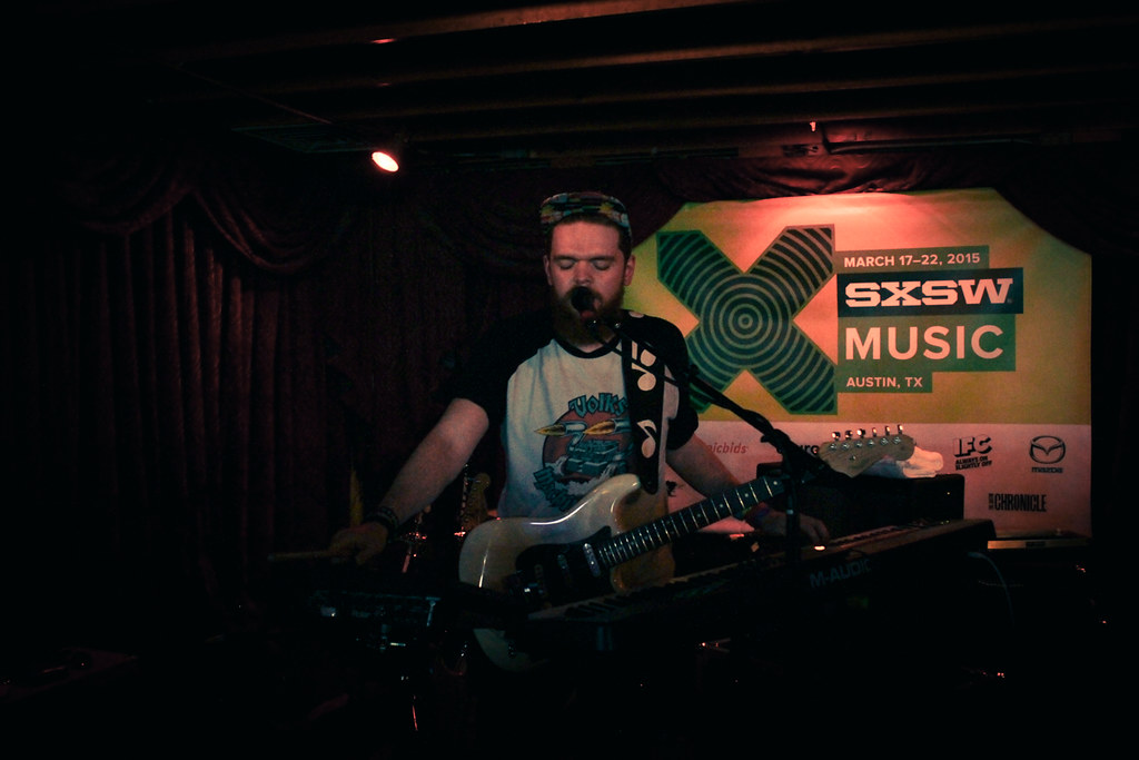 Jack Garratt @ Red Eyed Fly - 3.19.15