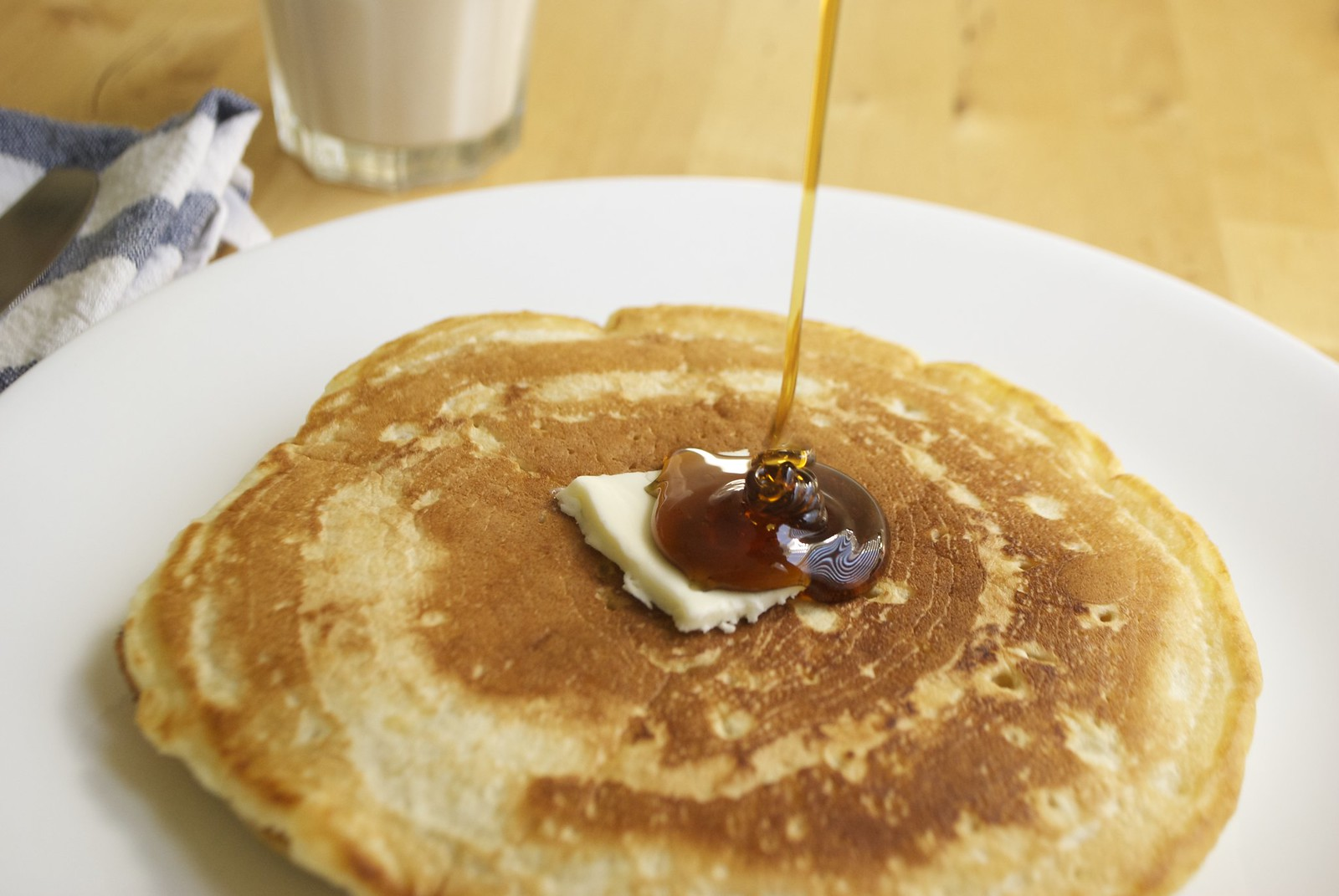 Very Good Pancakes   Kitchen in the Hills