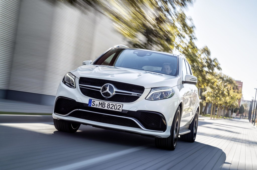 Premiere for the Mercedes GLE and Mercedes-AMG GLE63 S