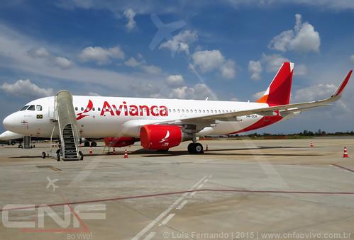 Airbus A320 Avianca Brasil PR-OCH