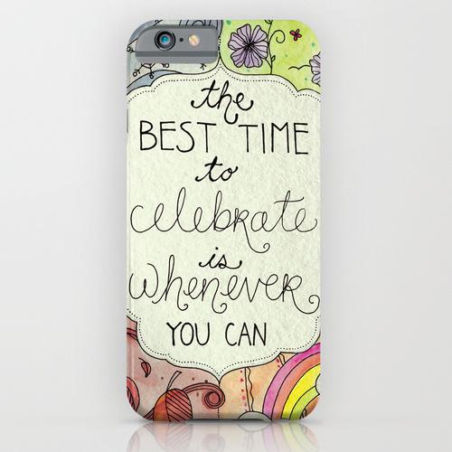 celebrate-quote-case