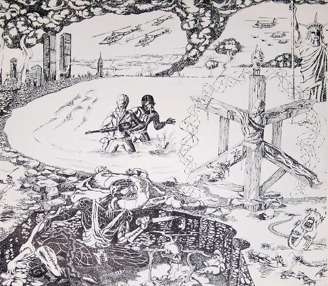 "Napalm Cruel Tranquility 12"" Vinyl LP"