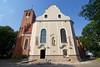Kaplica południowa (1758-59) kościoła Narodzenia NMP w Piasecznie