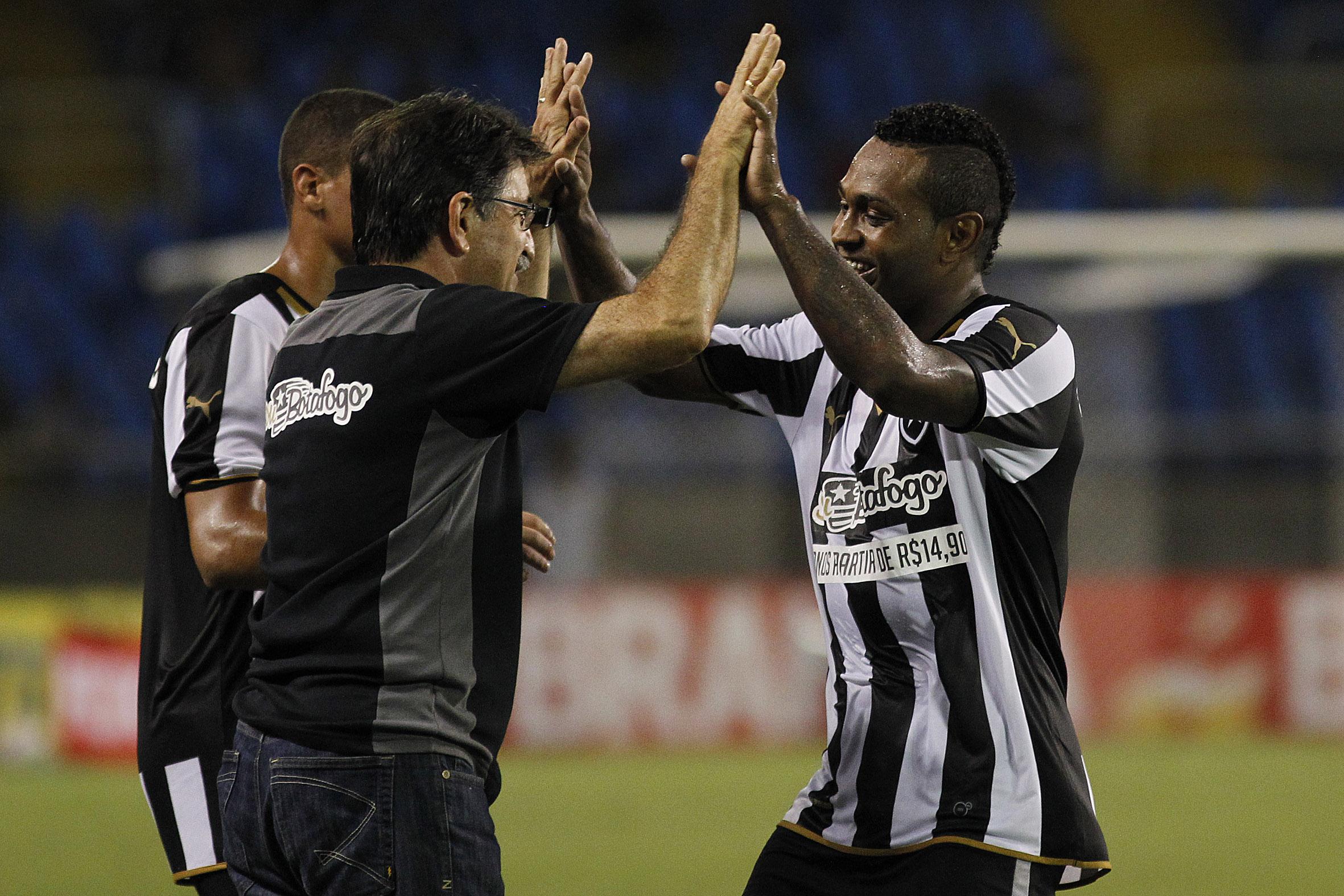 Botafogo x Tigres
