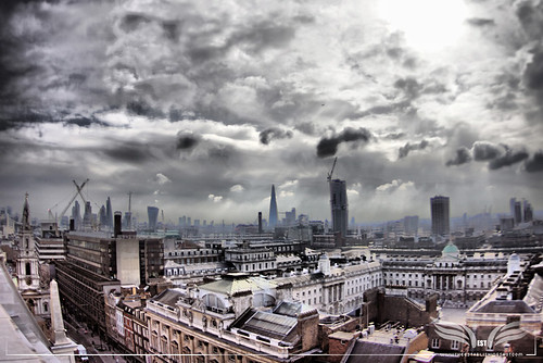 The Establishing Shot: PHOTO LONDON 2015 PROGRAMME ANNOUNCED - MOODY AND GHOSTS OF THE CITY SOUTH EAST LONDON SKYLINE FROM RADIO ROOFTOP BAR, LONDON ME HOTEL
