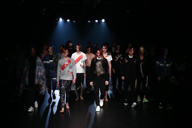 FW15 Tokyo yoshio kubo116(fashionsnap.com)