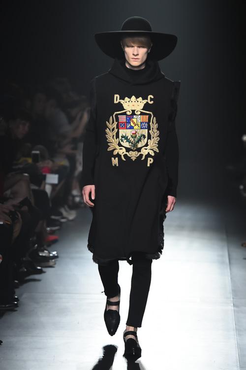 FW15 Tokyo DRESSCAMP001_Knut Roertveit(Fashion Press)