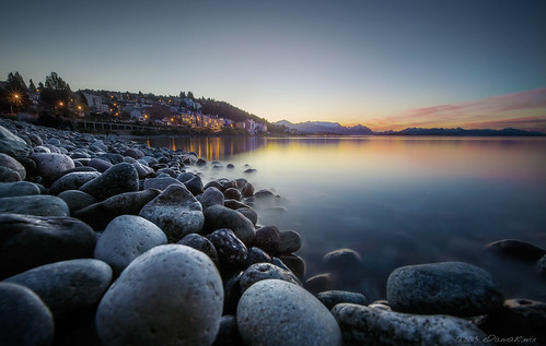 travel sunset patagonia lake beach water argentina night landscape photography rocks dusk sur sancarlos bariloche muted nahuelhuapi rionegro edamak moirafilms