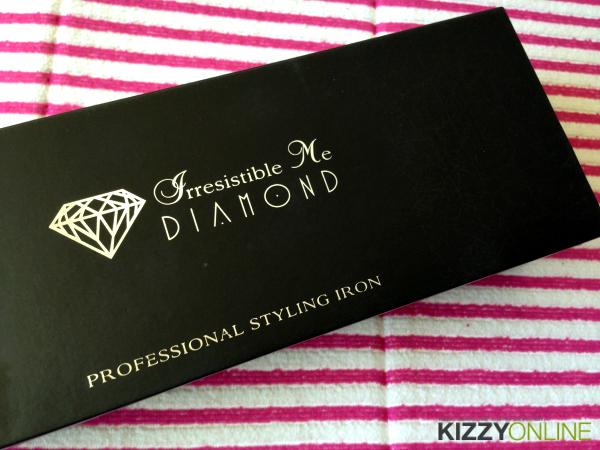 Irresistible Me Diamond Flat Iron