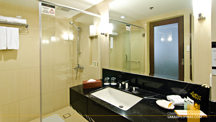 Luxent Hotel Superior Queen Room in Quezon City