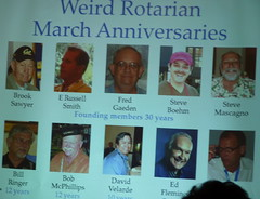 Lots of March Anniversaries