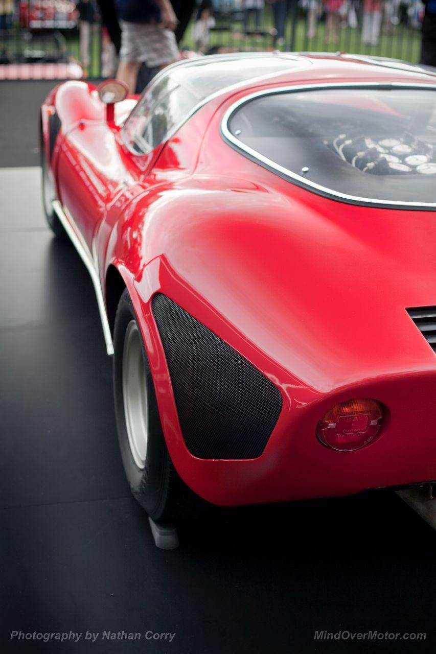 Alfa Romeo Tipo 33 Stradale Rear