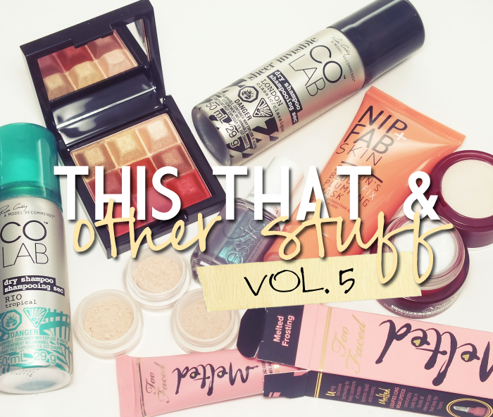 this, that & other stuff vol. 5 copy