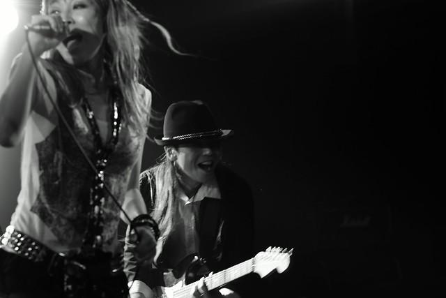 Juz live at 獅子王, Tokyo, 25 Mar 2015. 155