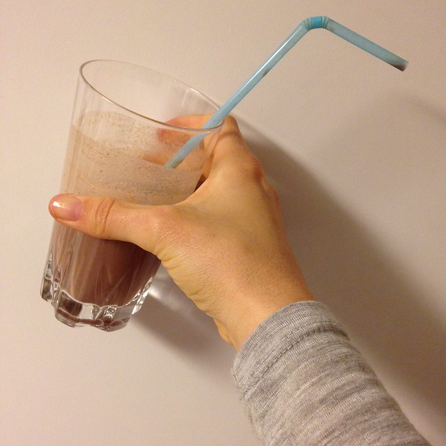 Chocko Smoothie by little brother Andersson