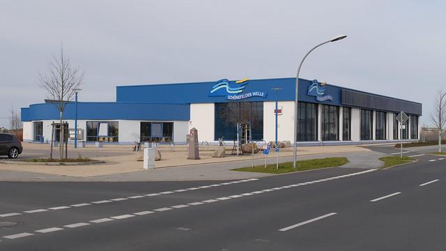 Schwimmbad 'Schönefelder Welle'