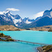 Lago Pehoé - Torres del Paine by Alejandro Pérez