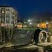 wheel at night by camerue