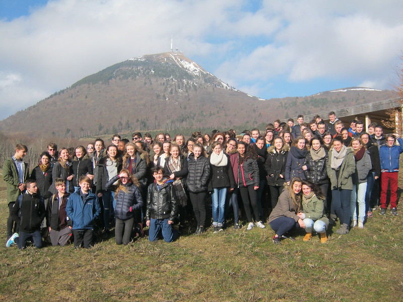 French Exchange 2015