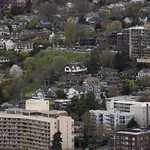 Image de Space Needle près de City of Seattle. seattle conference aea bellharbor seattlewashington aneventapart aeaseattle aeasea