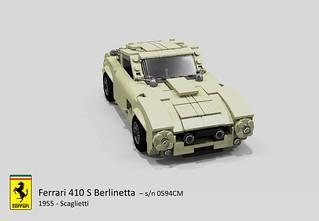 Ferrari 410 S Berlinetta (Scaglietti - 1955)