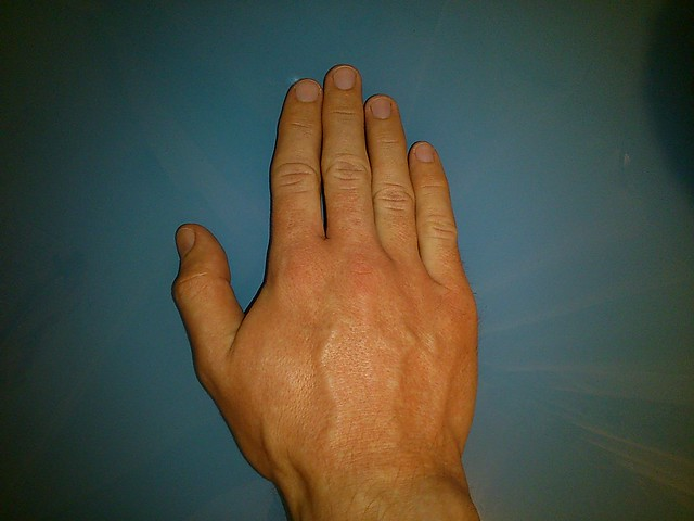 Рука // Hand