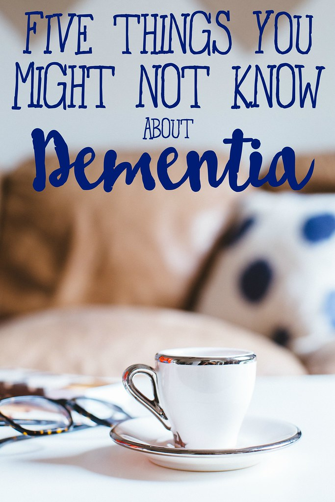 Five Things You Might Not Know About Dementia