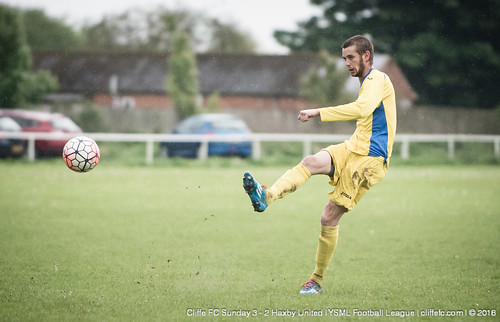 Cliffe FC Sunday 3 - 2 Haxby United 19May16