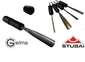 Adaptators Gelma for Stubai wood Gouges