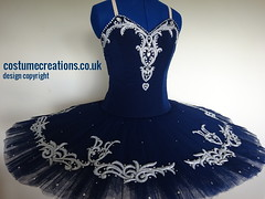 Midnight Blue Tutu