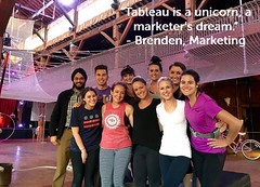 Why do our employees enjoy working at Tableau? Here's one reason: https://t.co/Hgzo31tZ2r #LinkedInTopAttractors https://t.co/q0w5yRwNE9