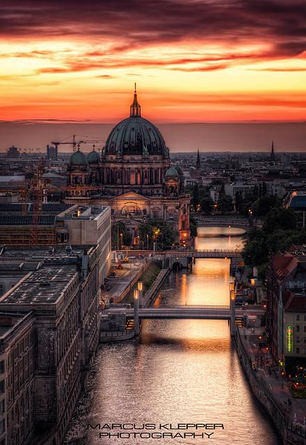 Berliner Sommerabend