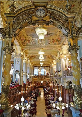 世界最漂亮咖啡館New York Cafe007