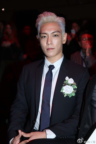 TOP - Dior Homme Fashion Show - 23jan2016 - Mr于川 - 01