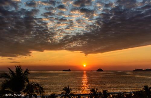 sunset clouds landscape mexico nikon brian handheld ixtapa murphy d7100