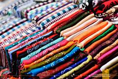 Krama Scarves, Siem Reap