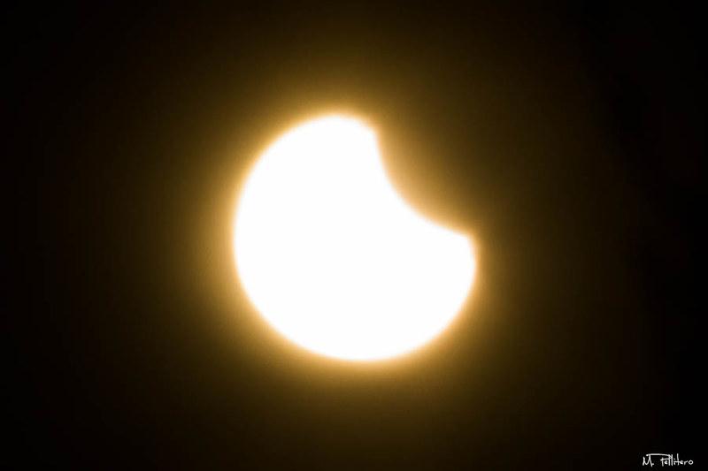 Eclipse desde SMDP - 1