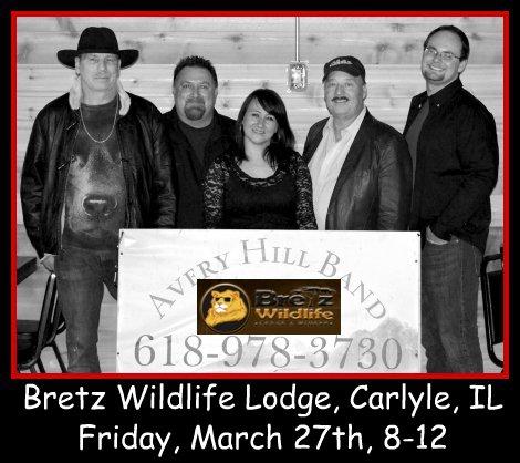 Avery Hill Band 3-27-15
