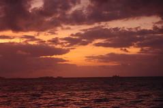 Sunrise, Cruise San Blas Islands Day 2, Puerto Lindo To Cartagena, Panama To Colombia
