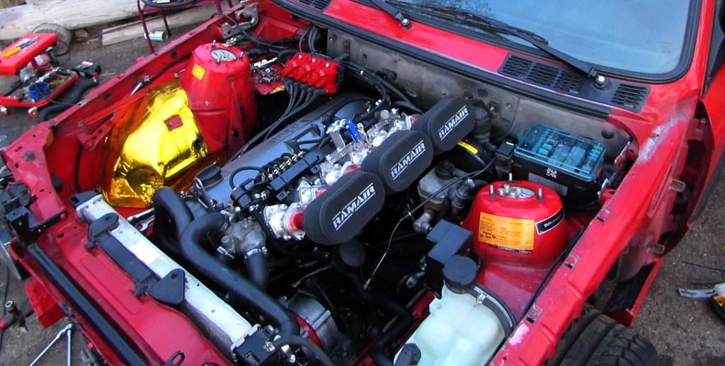 M20 Itb Turbo