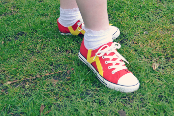 misty cosplay shoes