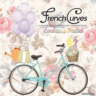 french curves pastels