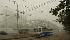 Moscow tram 4261_20100807_0274_ShiftN_crop