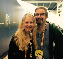 GDC 2015 Linda and Scott