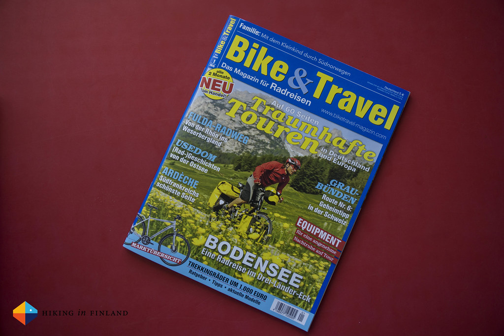 Bike & Travel Magazine 01/2015