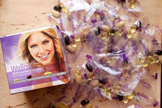 70 Oriflame Cosmetics wellness