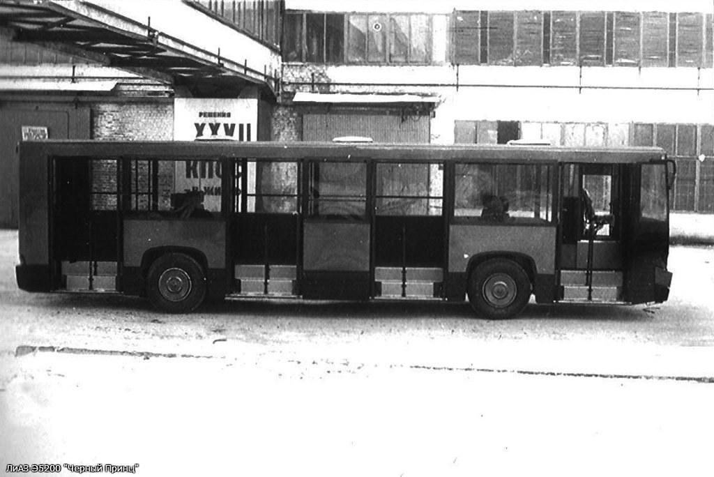 ЛиАЗ-5200 Черный принц
