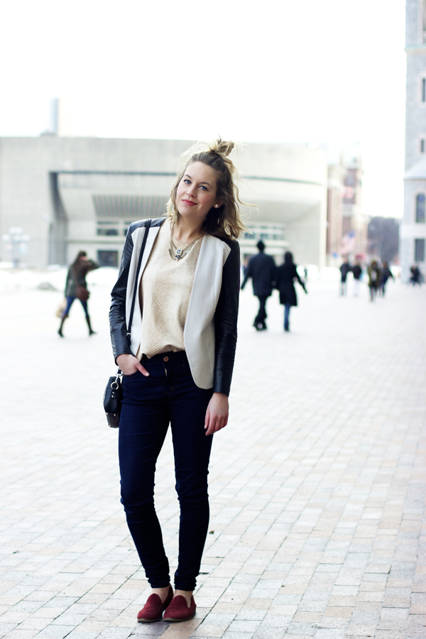 Style Tab, Boston style blogger