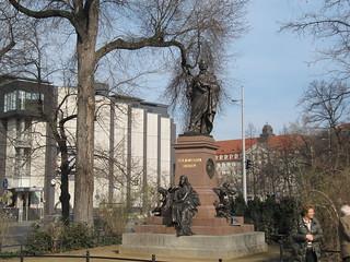 Bild av Felix Mendelssohn Bartholdy. leipzig