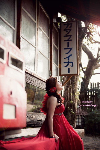 高雄婚紗推薦_高雄京宴婚紗_如何依身型挑選適合的婚紗禮服_矮+胖 (3)